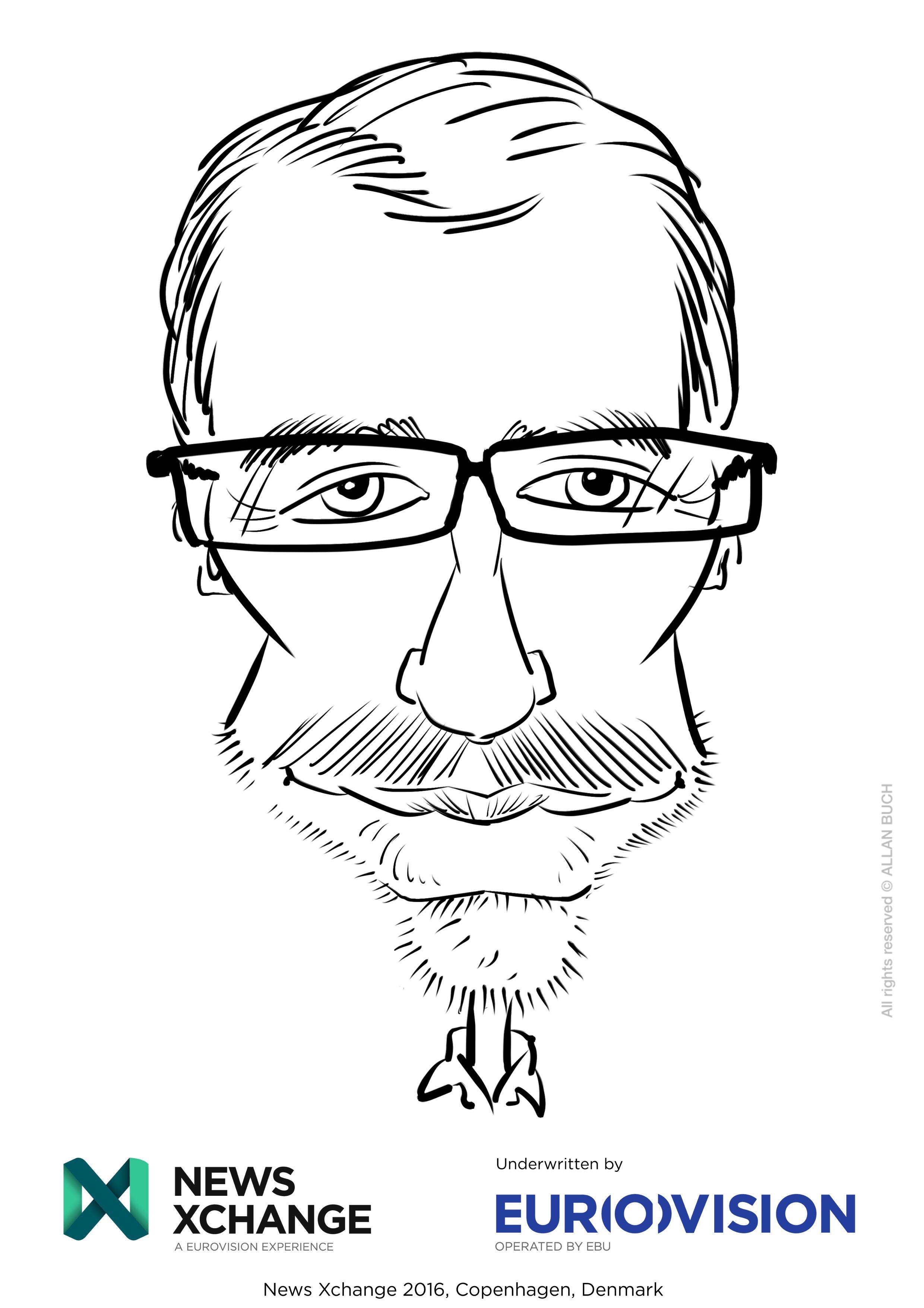 ipad Live karikatur med Allan Buch_32
