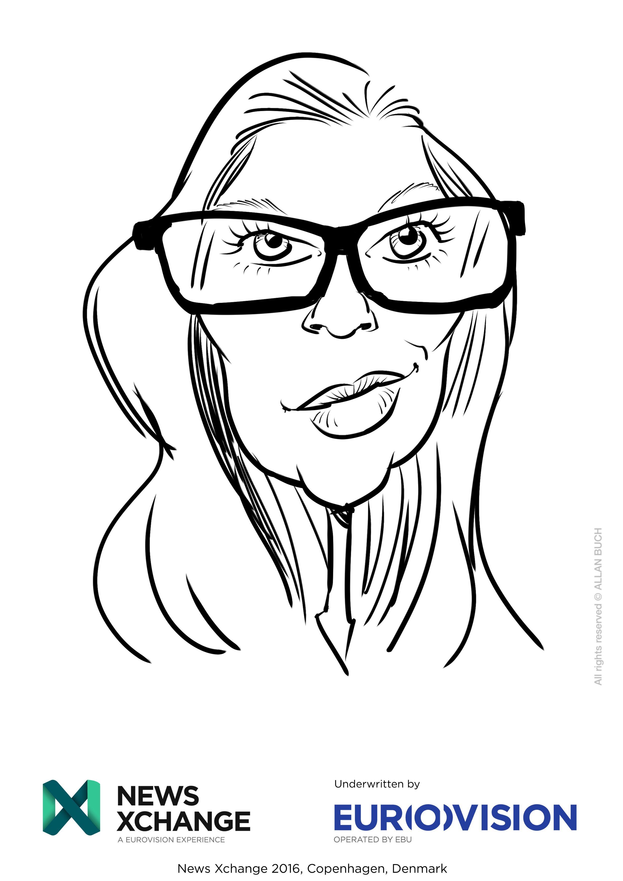 ipad Live karikatur med Allan Buch_38