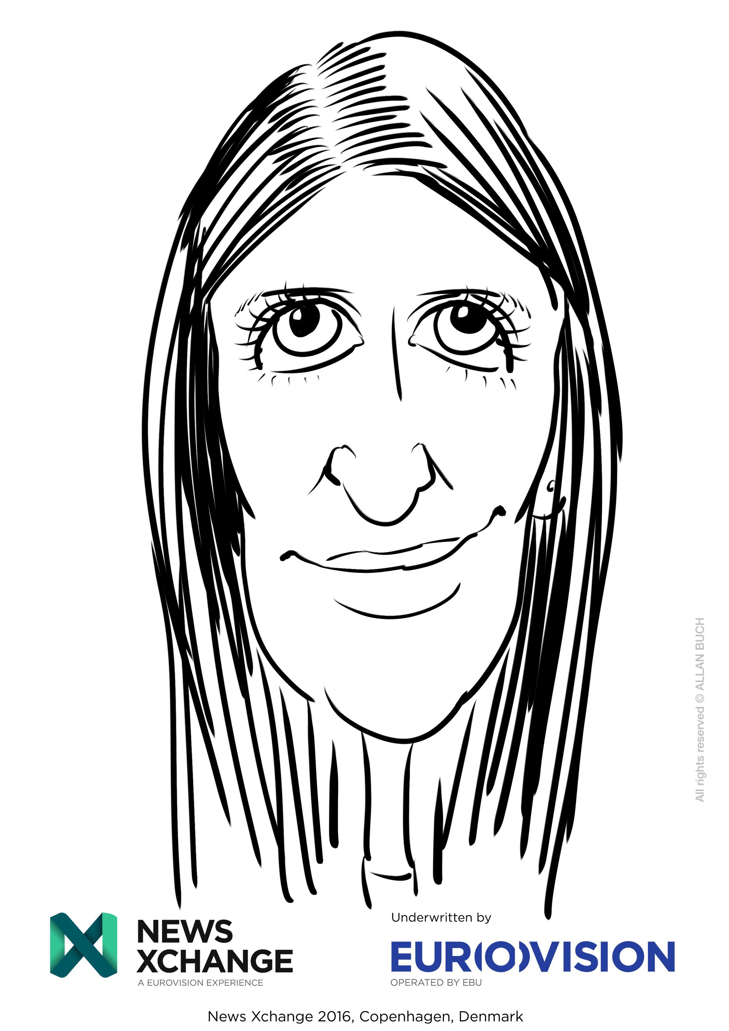 ipad Live karikatur med Allan Buch_40