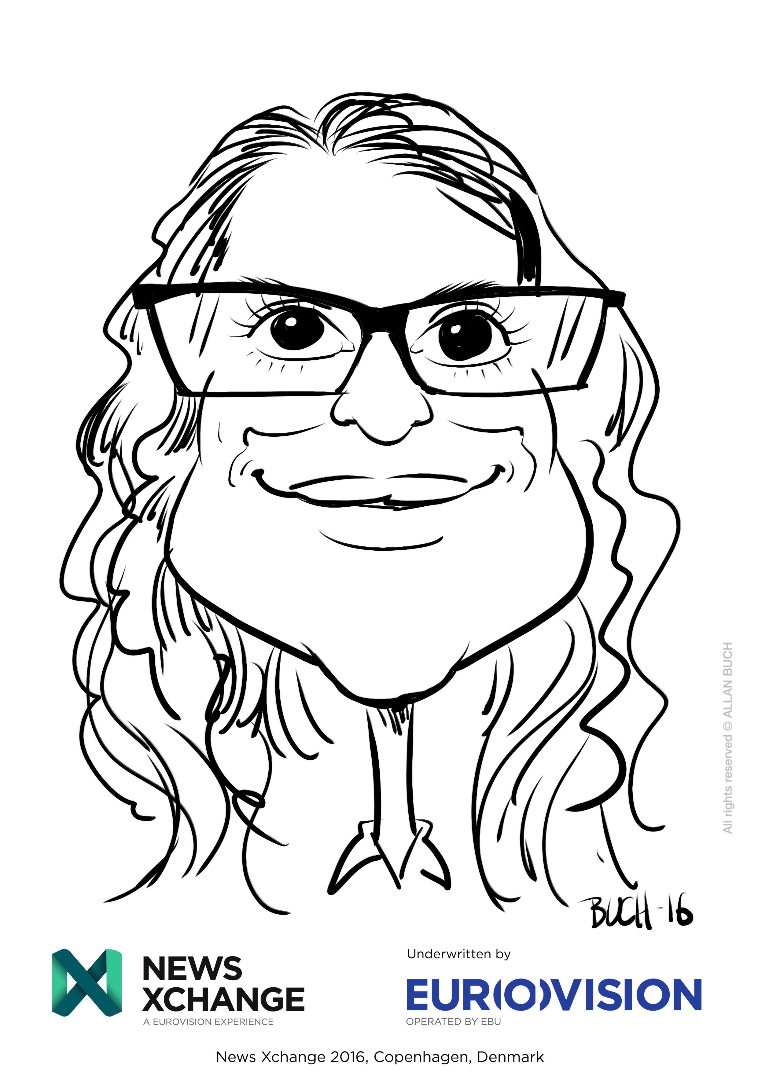 Karikaturtegning